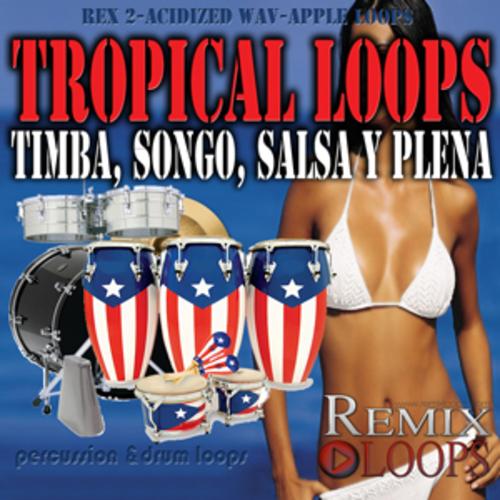 Product picture Timba, Songo,Salsa, Plena loops (Apple Loops, Rex2, Wav)